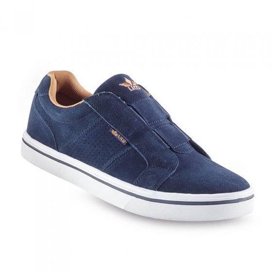 Chaussures cuir stretch 41 | Marine