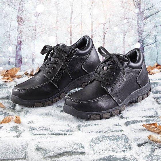 Chaussures à lacer avec membrane climatique 44 | Noir