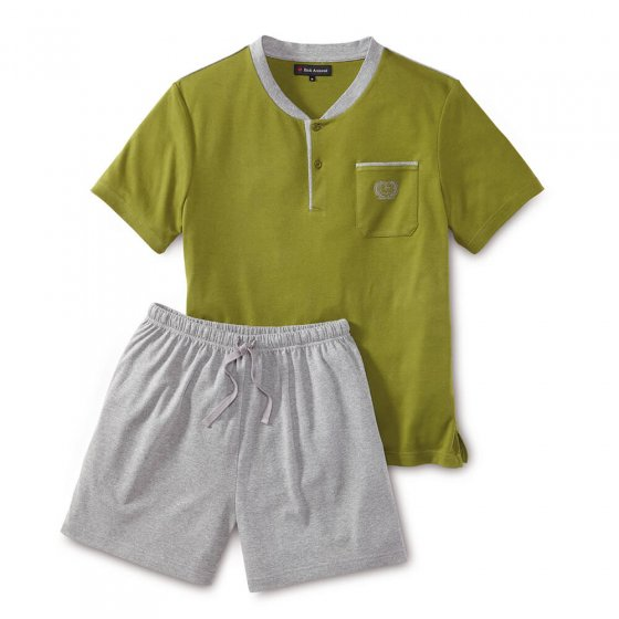 Pyjama d'été en maille interlock