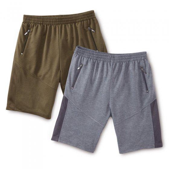 Shorts de loisirs Lot de 2  XXL | Vertolive#Gris