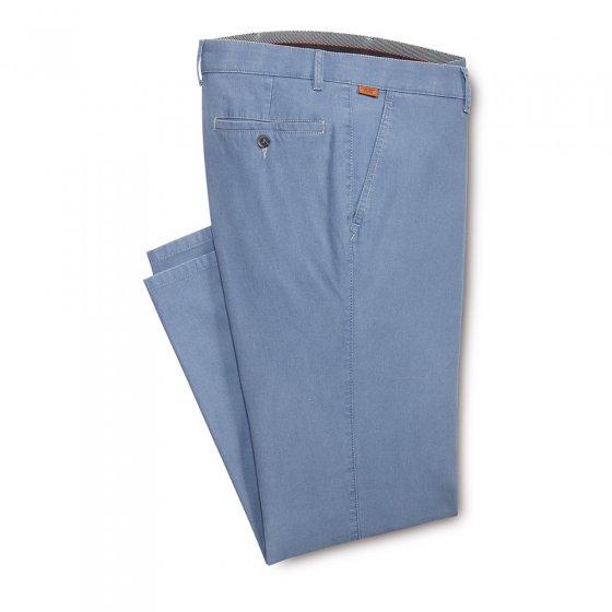 Pantalon sportif en coton 21   Bleu