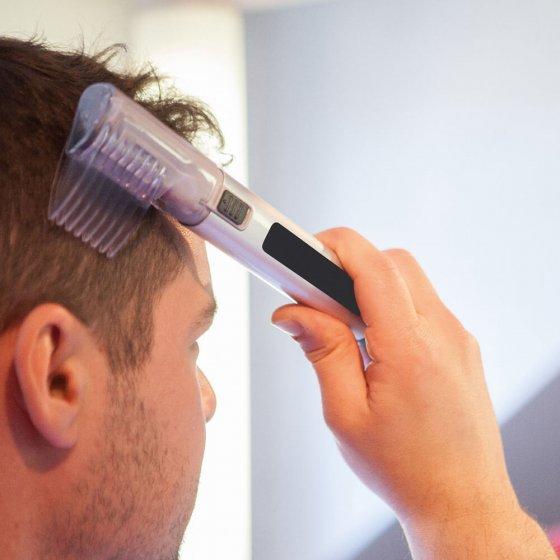 Peigne coupe-cheveux électrique