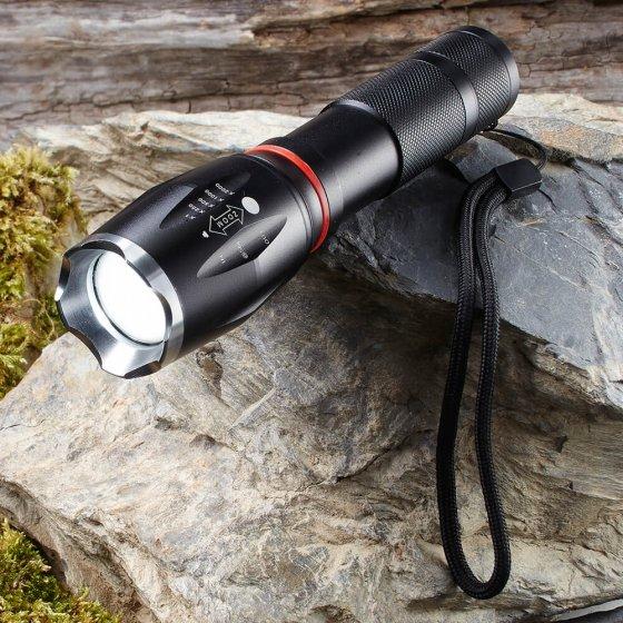 Lampe de poche rechargeable