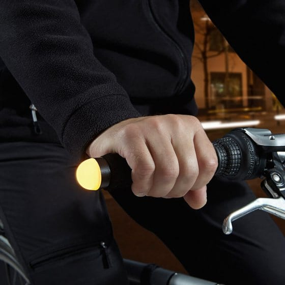 "Clignotant de bicyclette LED  ""Safety"""