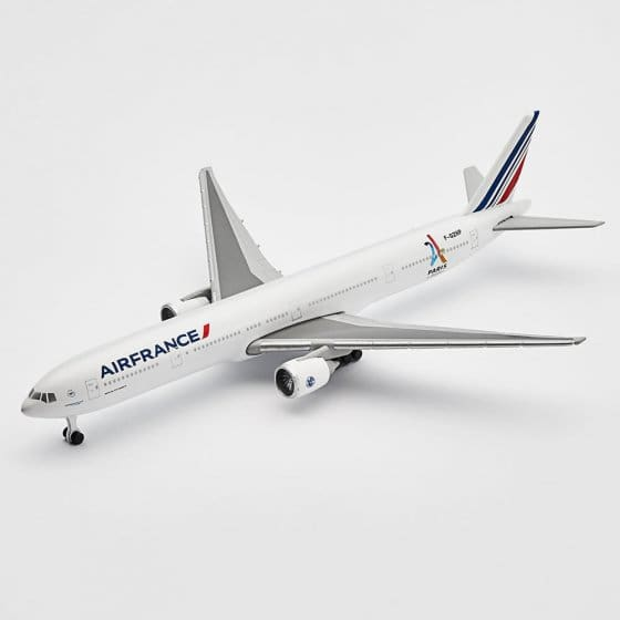 "Modèle Boeing 777-300  ""Olympia 2024"""