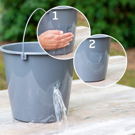 Ruban transparent d'étanchéité et de réparation