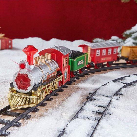 Express de Noël animé