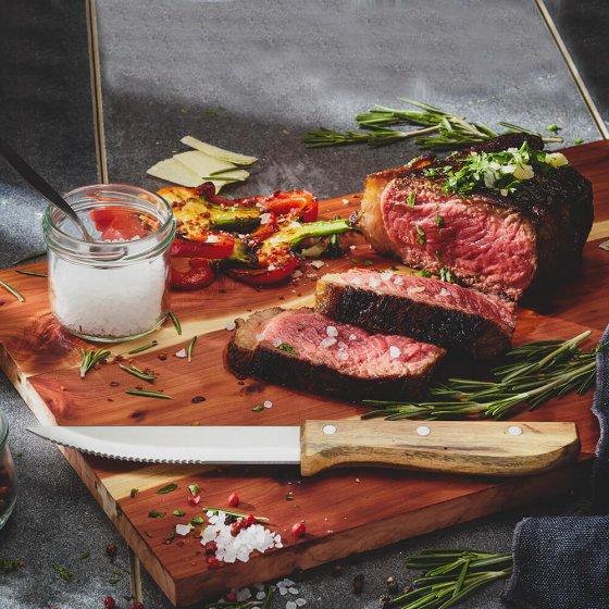 """Jeu de couteaux à steak  """"haute cuisine"""""""
