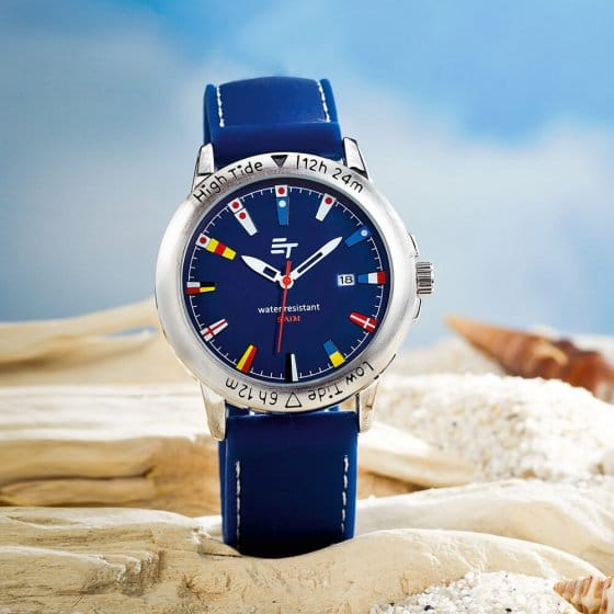 "Montre maritime  ""High Tide"""
