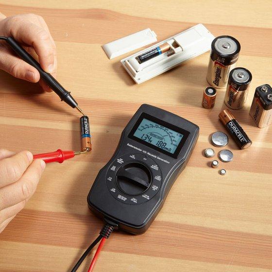 Testeur de batterie électronique