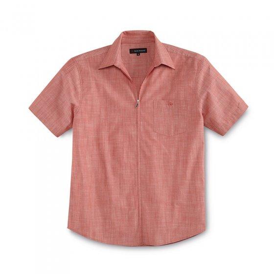 Chemise d'été zippée