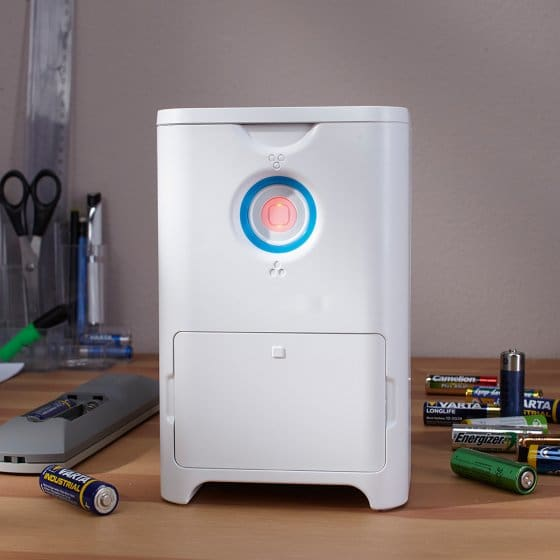 Chargeur de piles LR 6 AA intelligent