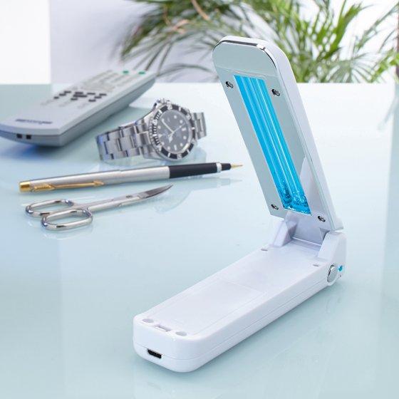 Appareil de désinfection portable UV-C