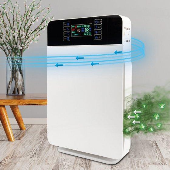 Purificateur d'air avec système à 6 filters