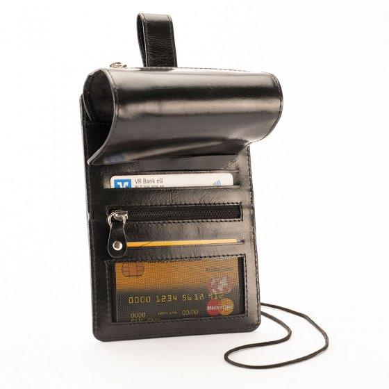 Porte-monnaie anti-RFID ultra plat
