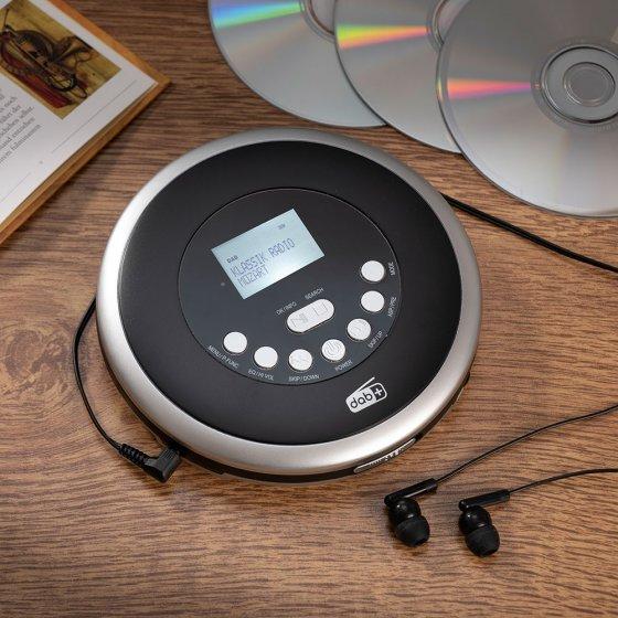 Lecteur CD / DAB+ portable