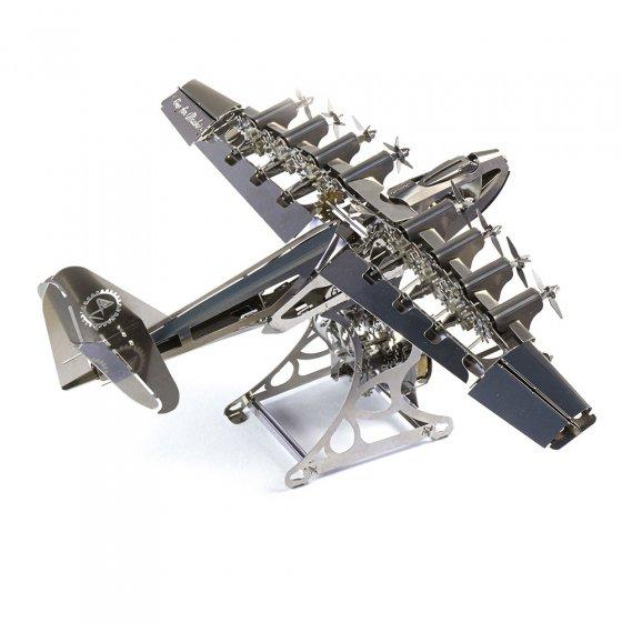 Maquette de métal hydravion à coque