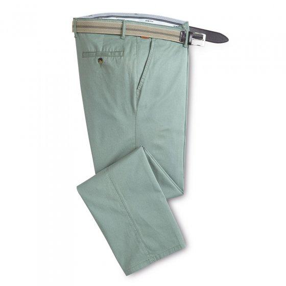 Pantalon de coton spécial ventre rond 44 | Roseau