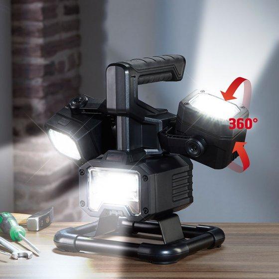 Projecteur puissant sans fil