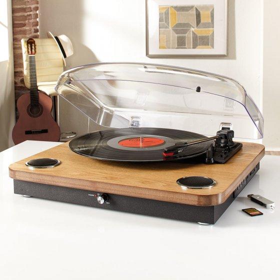 Numériseur de disques rétro