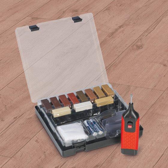Kit de réparation pour sol stratifié et parquet / carrelage
