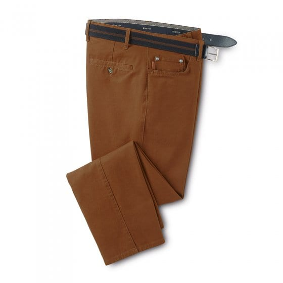 "Pantalon 5 poches  ""Nano Therm"""