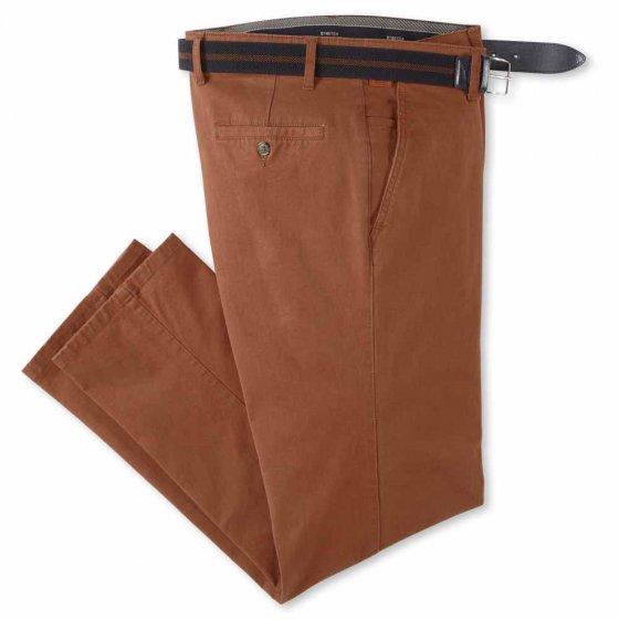Pantalon en coton antitache