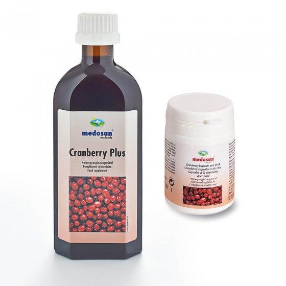 Capsules de cranberry