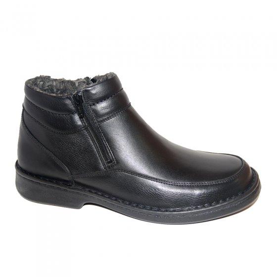 Chaussures homme en cuir 44 | Noir