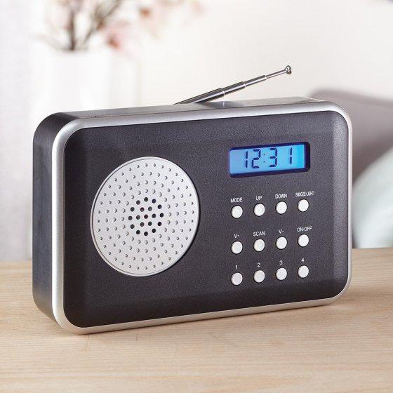 Votre cadeau : La radio FM avec réveil musical