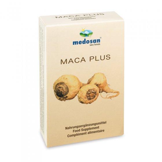 Capsules de poudre de maca 60 capsules