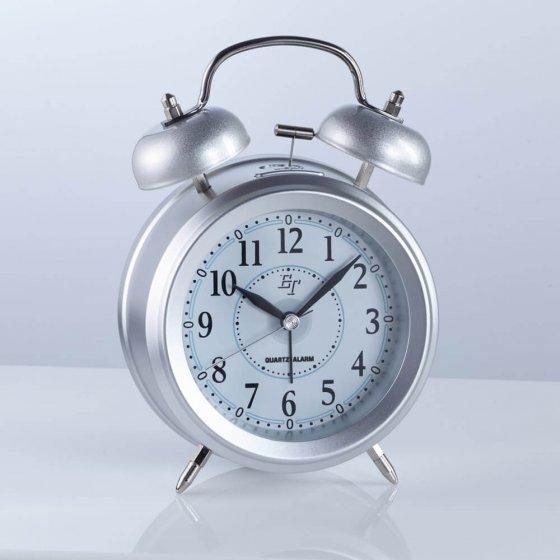 Votre cadeau : réveil rétro à cloche