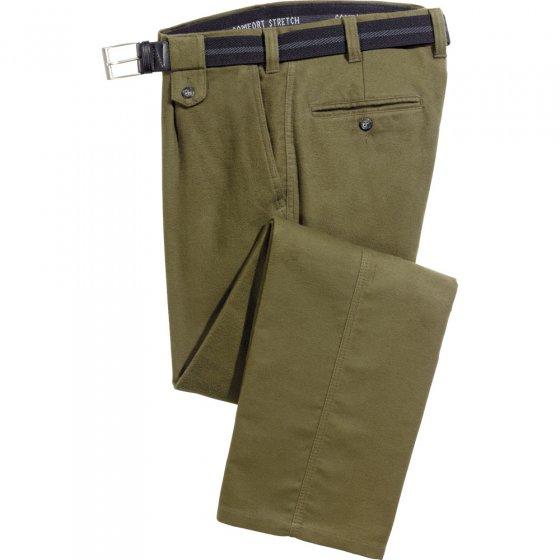 Pantalon en moleskin,noir,22 22 | Noir