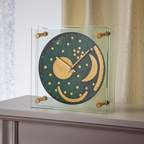 """Horloge  """"Disque céleste de Nebra"""""""