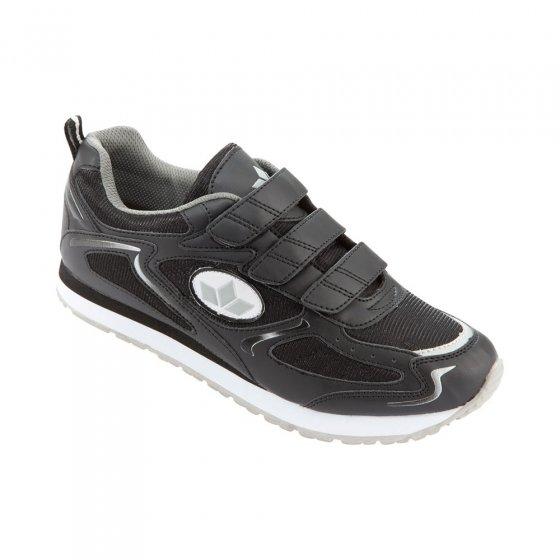 Chaussures à velcro,Noir 45 | Noir