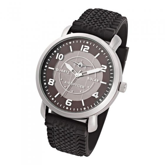 """Montre solaire  """"  Air Officer  """""""