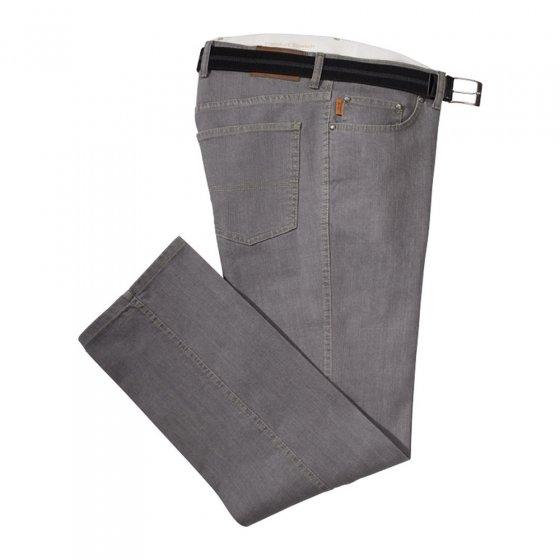 Pantalon con.tai.basse,Gris,27 27 | Gris