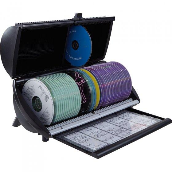 Organiseur CD/DVD automatique