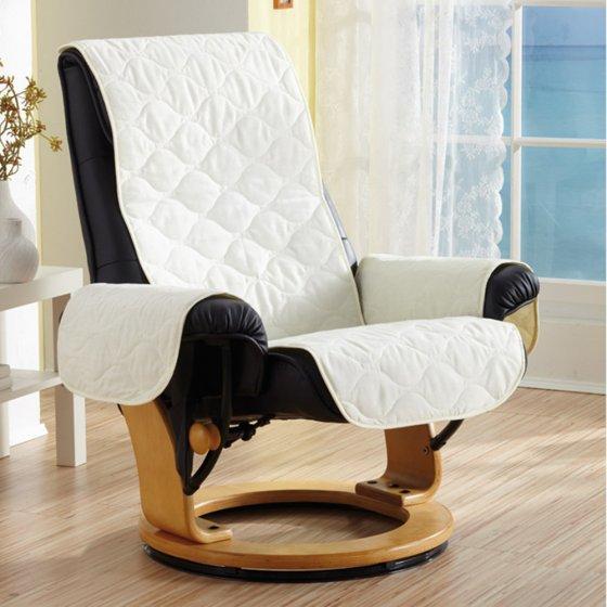 Lot de housses de protection pour fauteuils