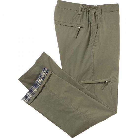Pantalon Cargo Therm.,olive,24 24 | Vertolive