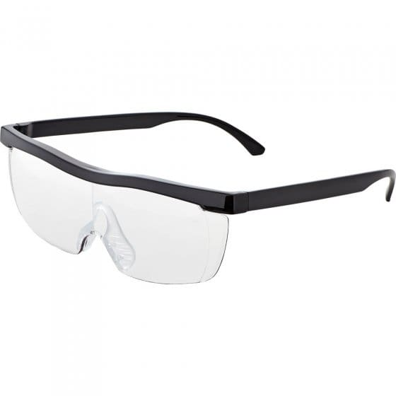 Lunettes grossissantes