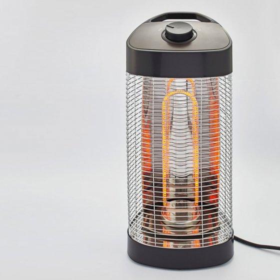 Chauffage radiant au carbone