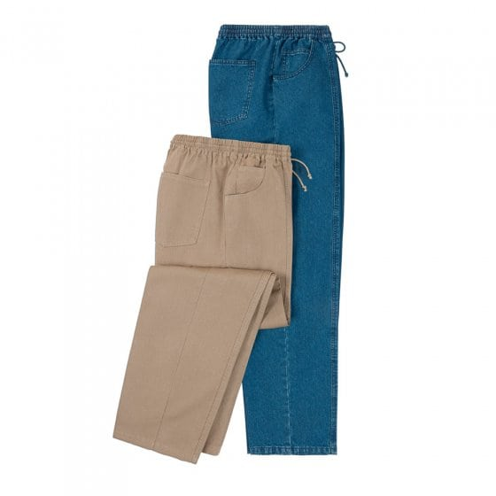 Pantalons confort Les 2