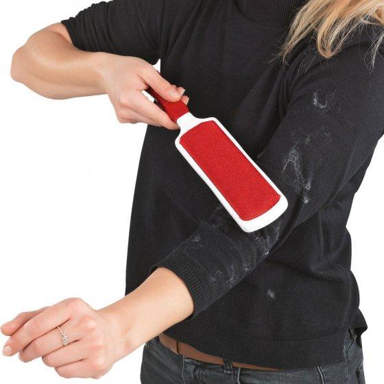 Brosses anti-poils autonettoyantes