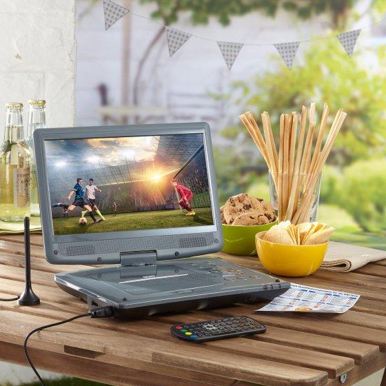 Lecteur mobile DVD et DVB-T2