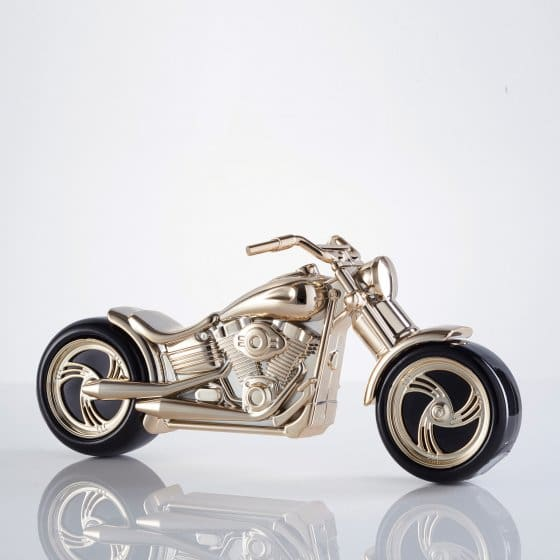 "Eau de parfum  ""Golden Chopper"""