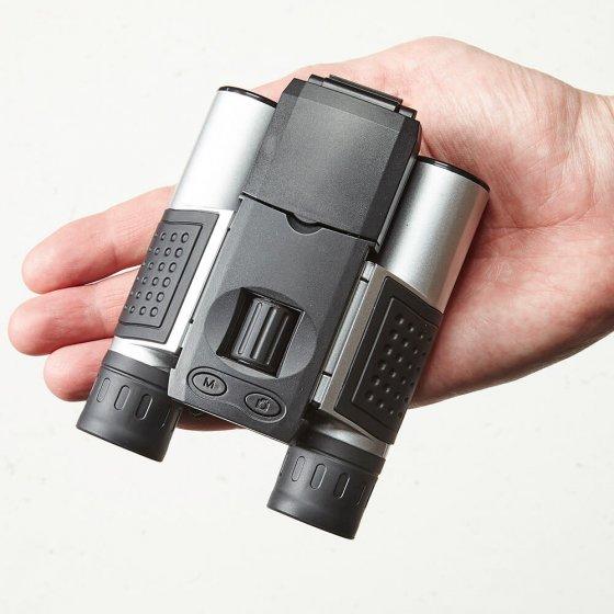 Jumelles avec caméra et écran