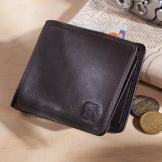 Porte-monnaie compact anti-RFID