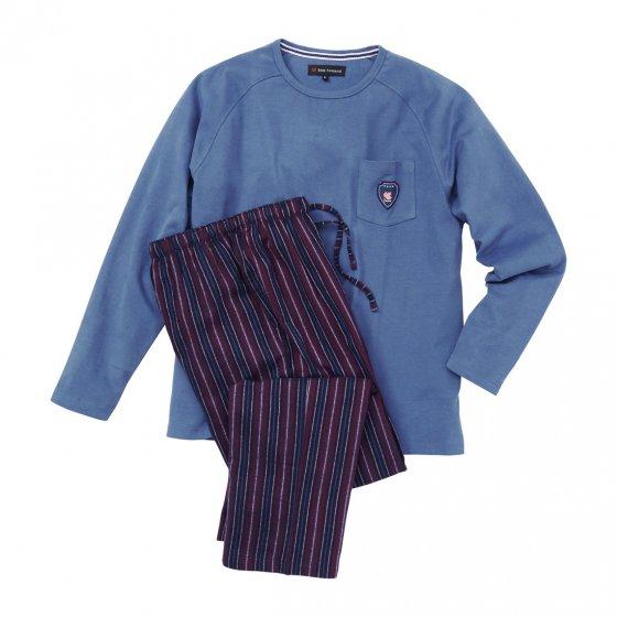 Pyjama homme en coton