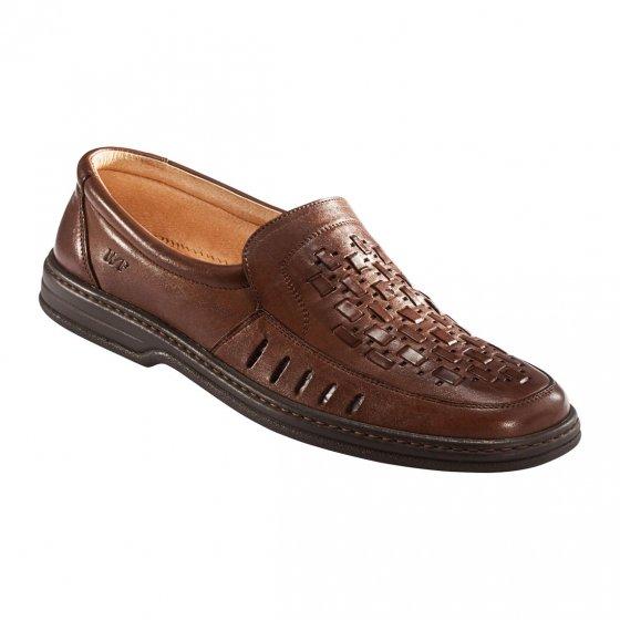 Chaussures tressées confort 42 | Marron